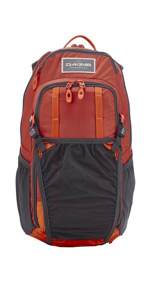 Dakine Amp 12L Backpack With Reservoir red rock/blaze